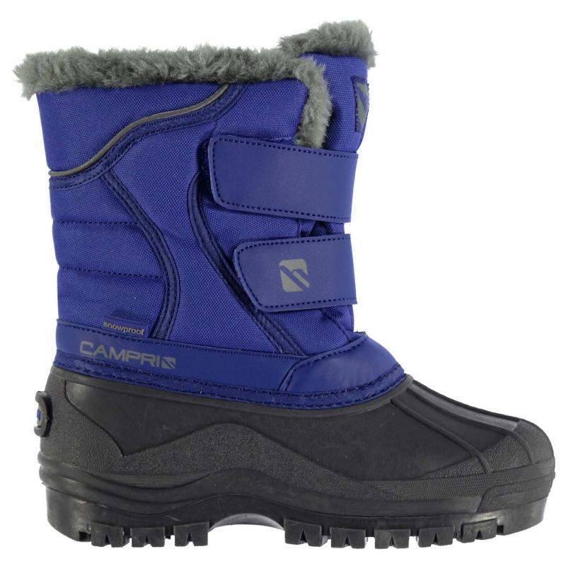 Campri Infants Snow Boots Blue