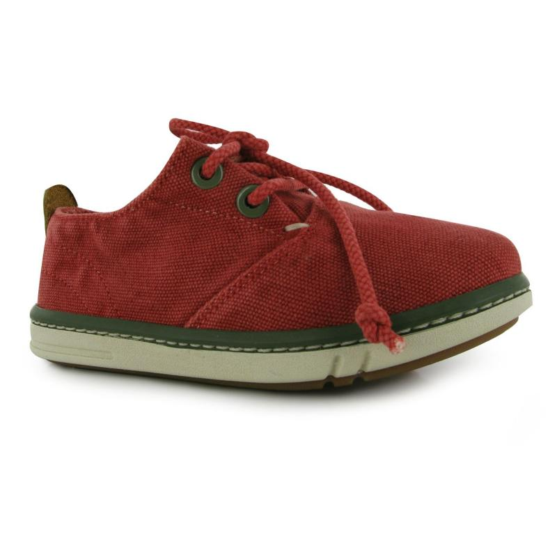Boty Timberland Hook Oxford Trainers Infant Boys Red