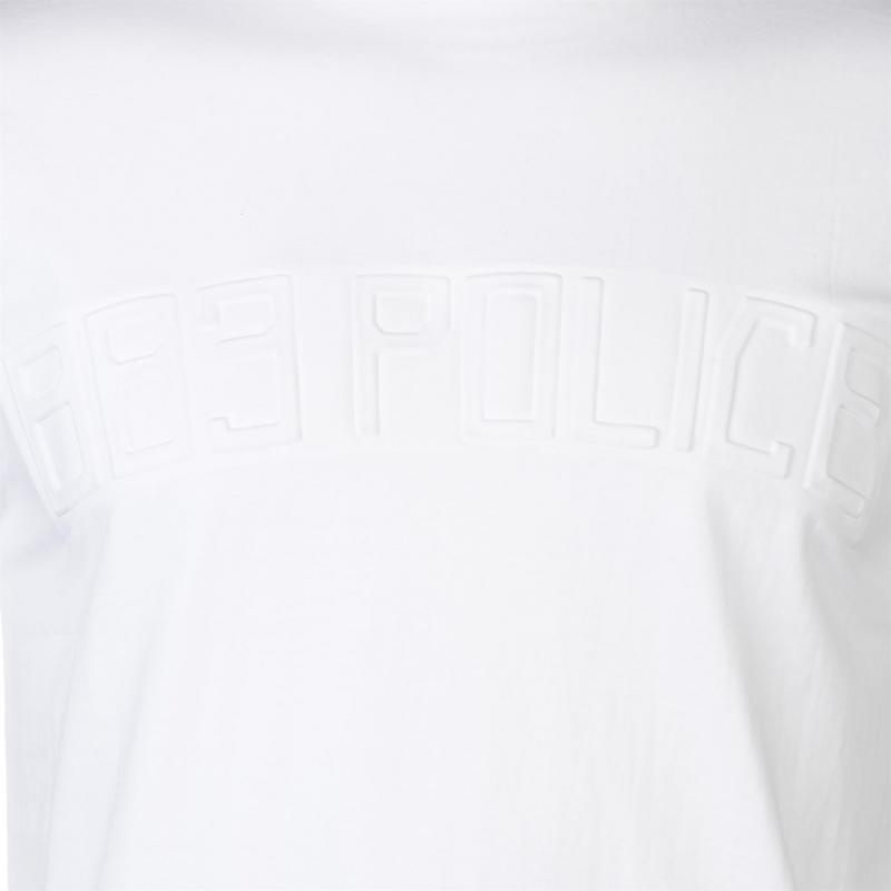 Tričko 883 Police Retton T Shirt White
