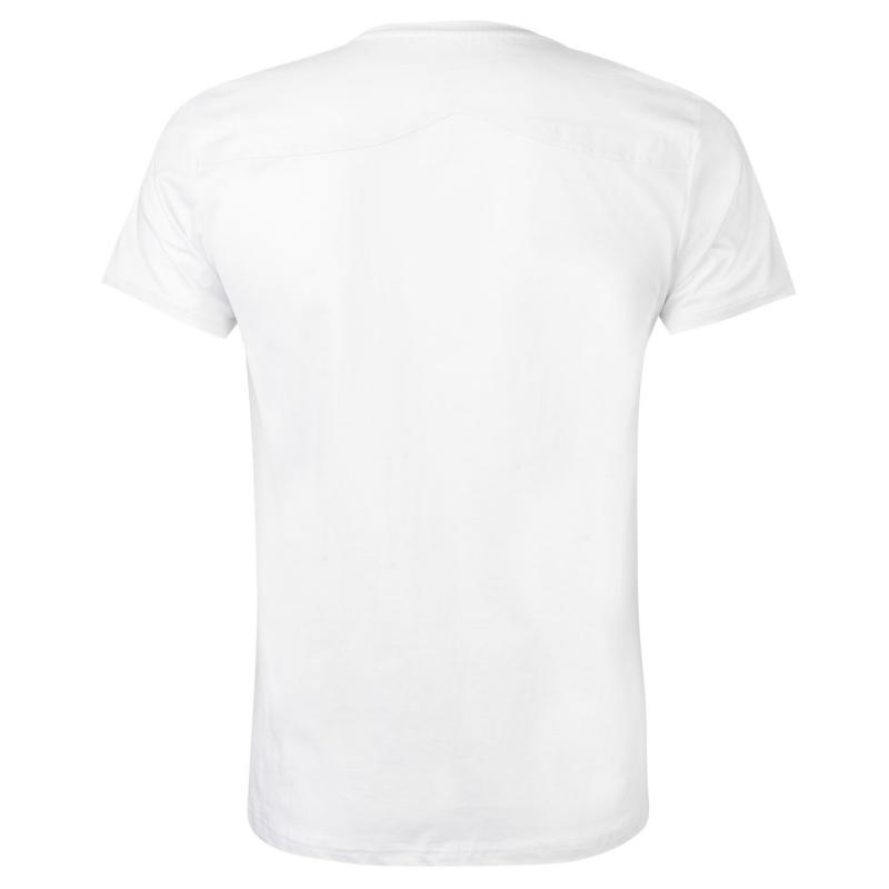 Tričko 883 Police Retton T Shirt White