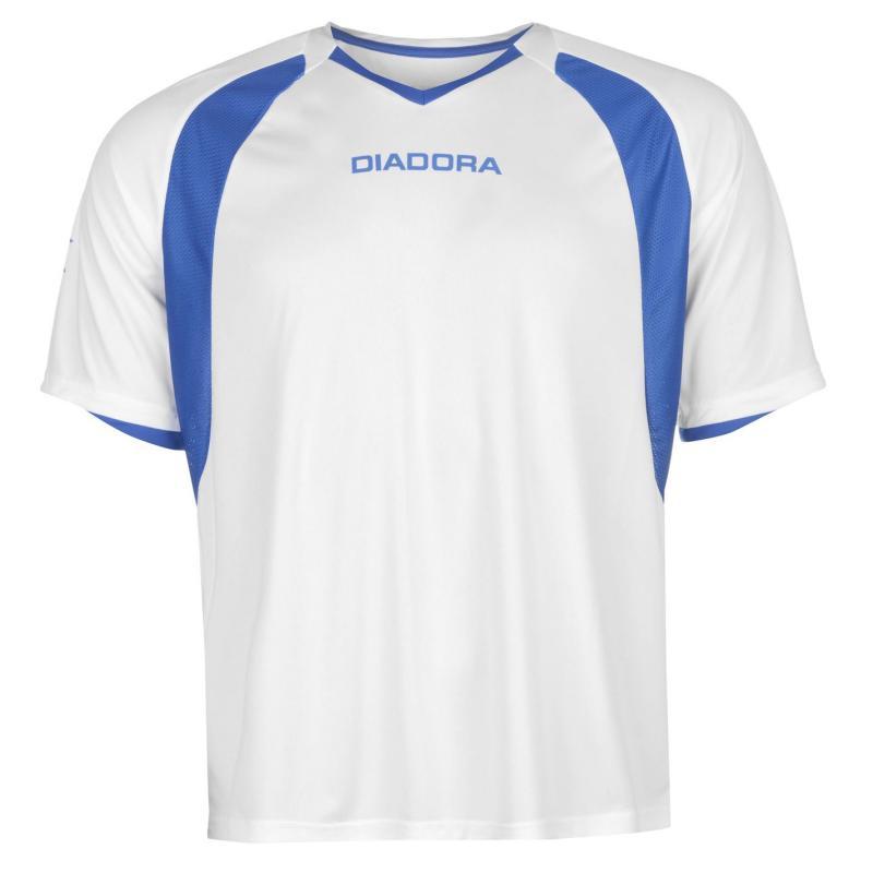 Diadora Brasilia T Shirt Mens White