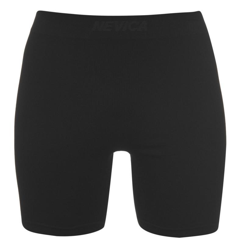 Nevica Banff Thermal Boxer Shorts Mens Black