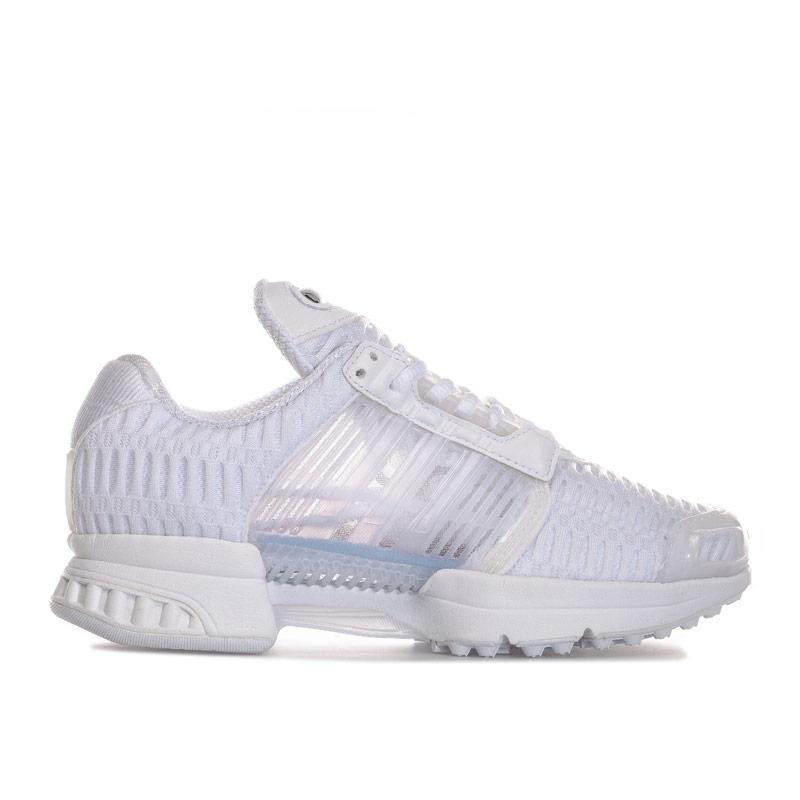 8844b32430b Boty Adidas Originals Junior Climacool 1 Trainers White