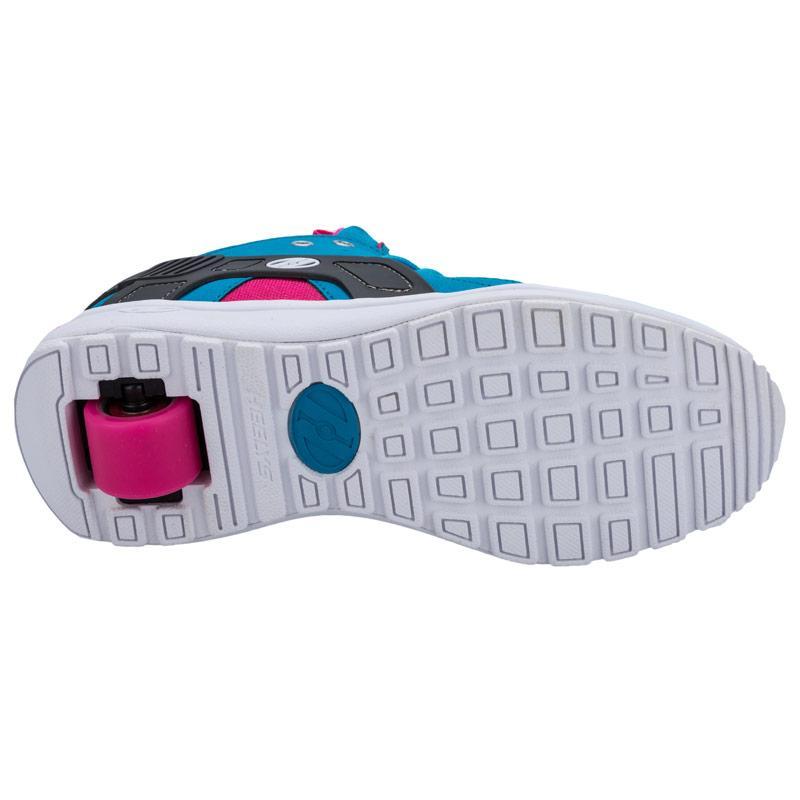 Heelys Junior Girls Force Skate Shoes aqua