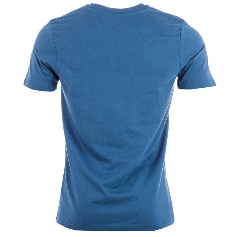 Tričko Jack Jones Mens Booster 7 T-Shirt Charcoal