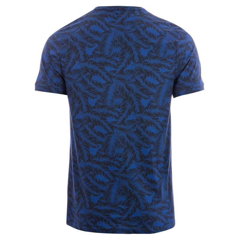 Tričko Bewley And Ritch Mens Olaf T-Shirt Blue