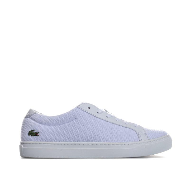 Lacoste Womens L.12.12 Trainers White