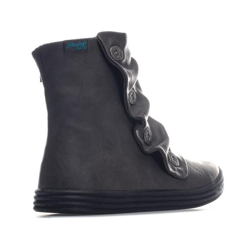 Blowfish Malibu Womens Rabbit Boots Grey