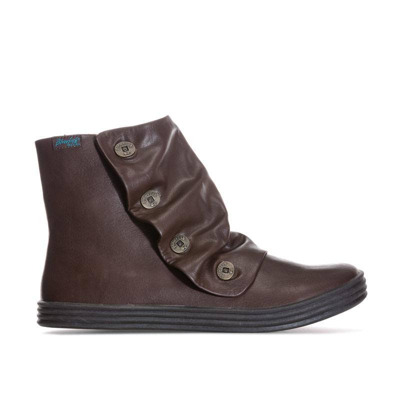 Blowfish Malibu Womens Rabbit Boots Brown