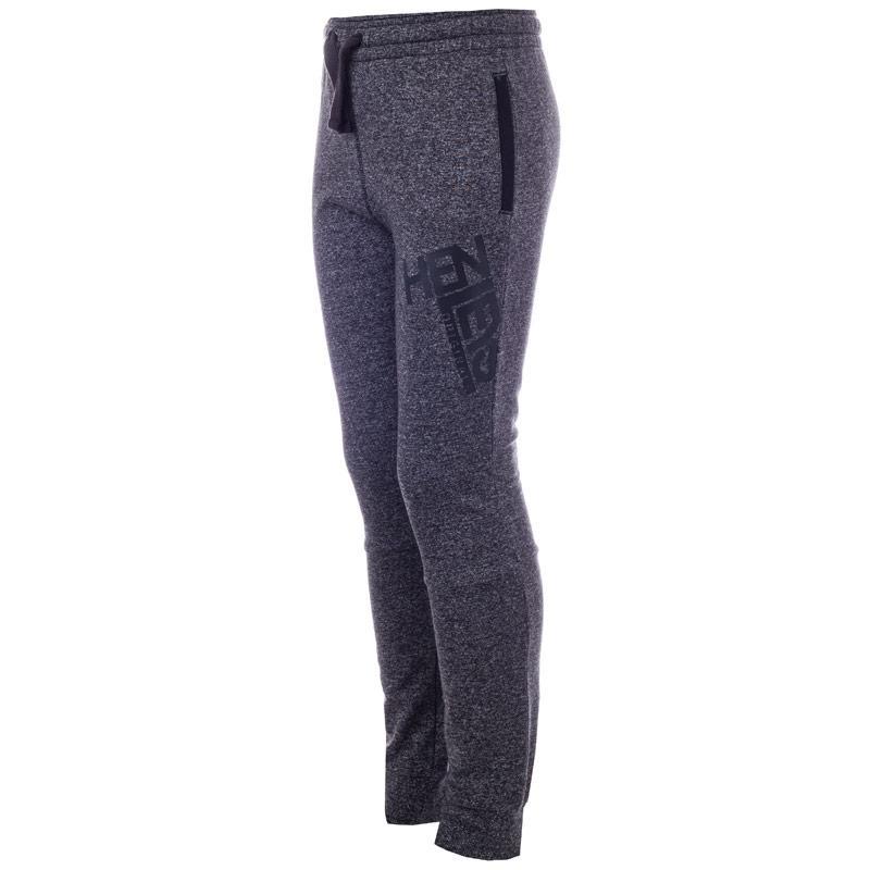 Kalhoty Henleys Junior Boys Mogwai Slim Fit Jog Pants Charcoal