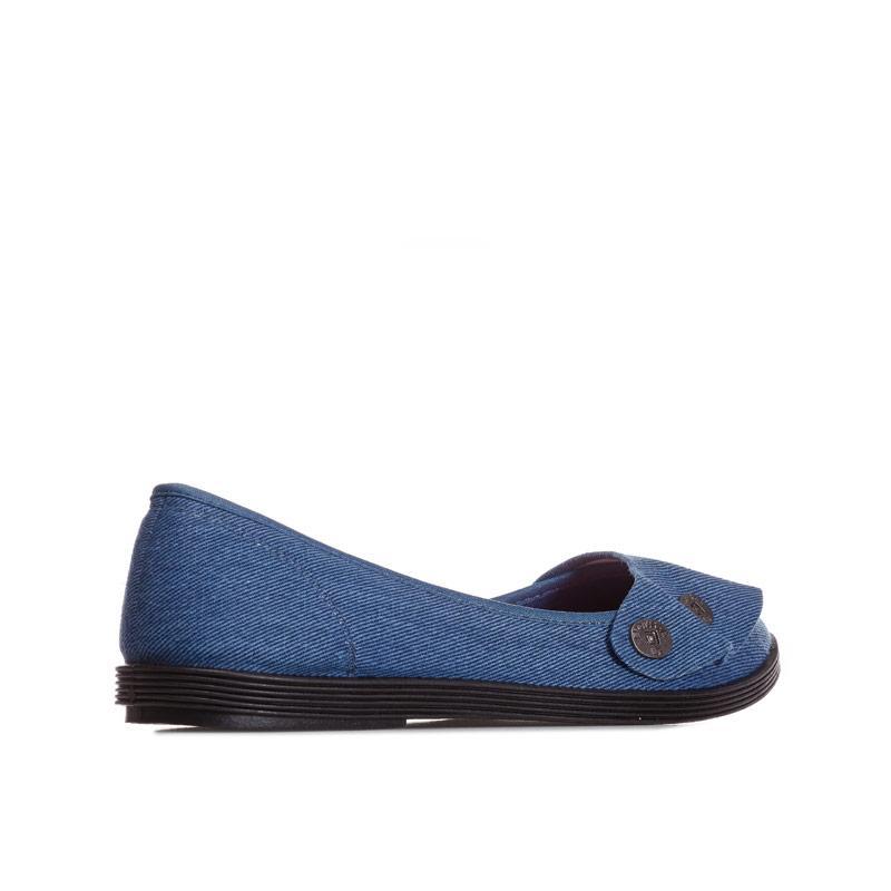 Blowfish Malibu Womens Galner Ballerina Shoes Denim