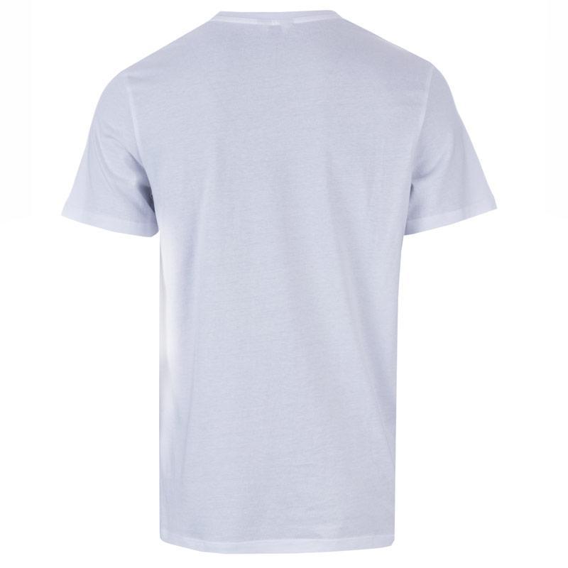 Tričko Jack Jones Mens Com T-Shirt White