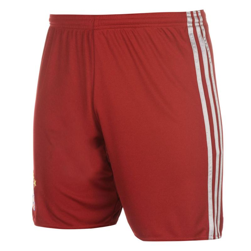 Adidas Bayern Munich UCL Shorts 2016 2017 Mens Burgundy