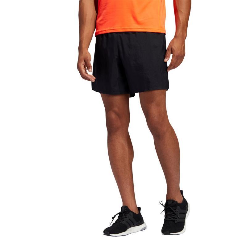 Adidas Mens Response Own The Run Shorts Black