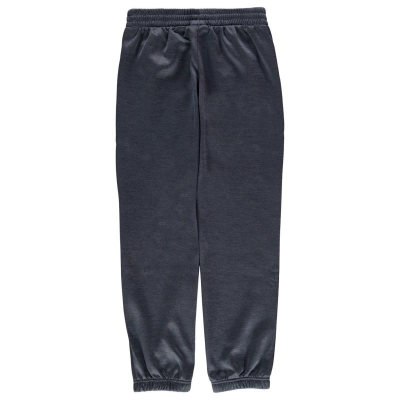 Tepláky Canterbury England Tapered Pants Junior Grey/Black