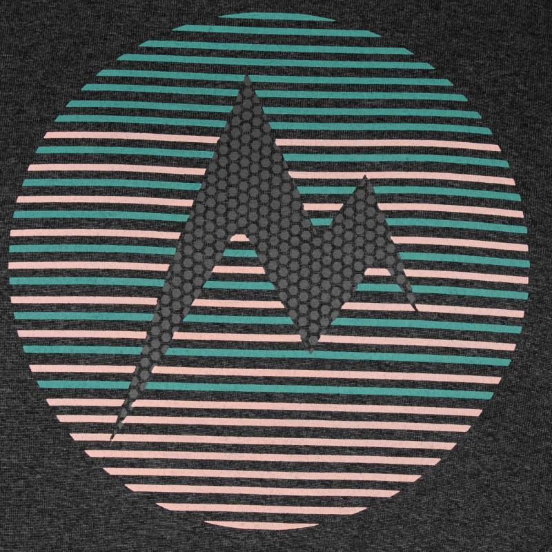 Tričko Marmot Transport T Shirt Mens Black Heather