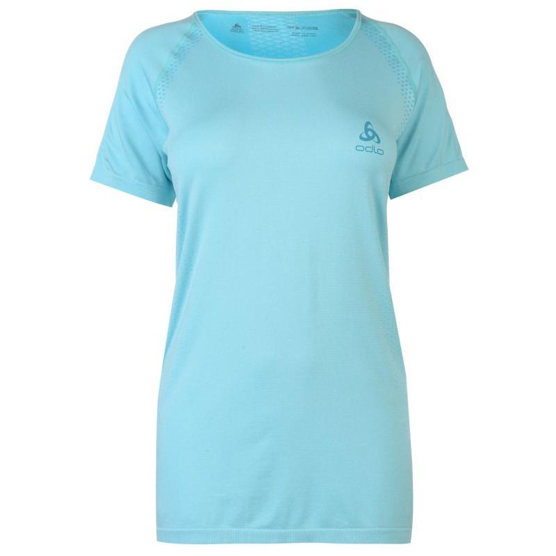 Odlo Essential T Shirt Ladies RadianceBluebrd