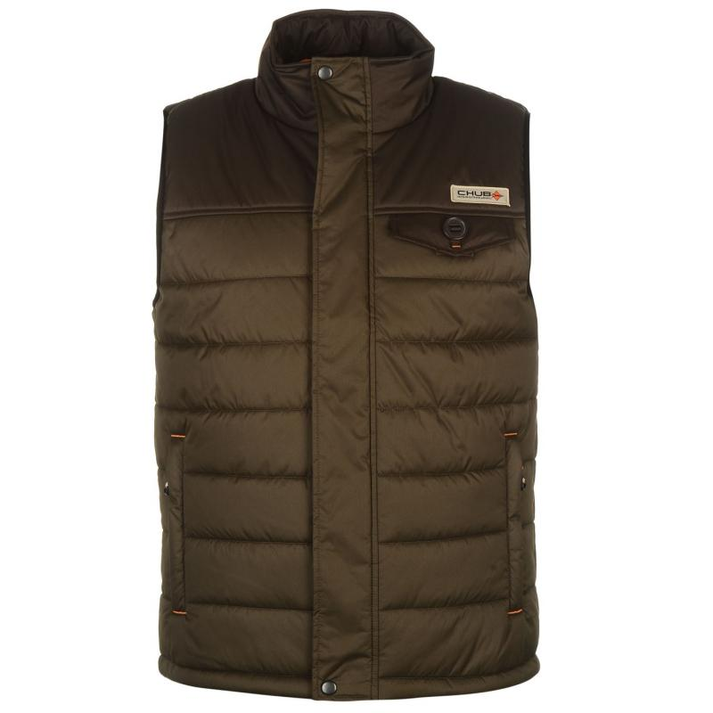 Chub Vantage Quilted Body Warmer Mens -