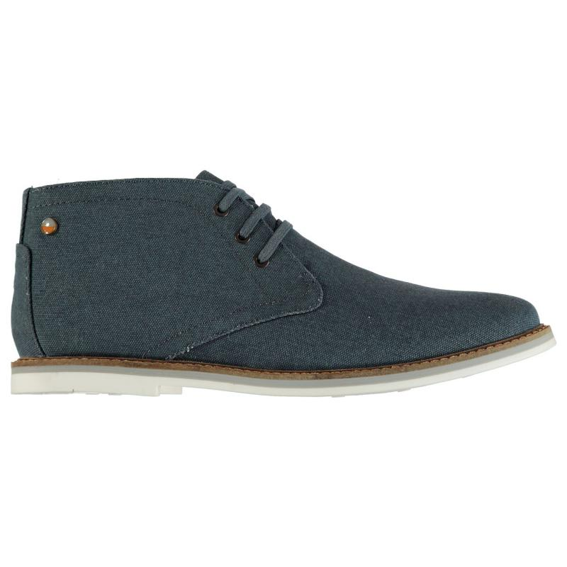 Boty Frank Wright Truro Shoes Blue