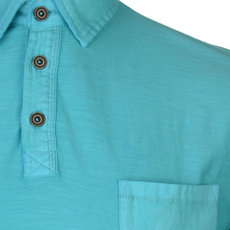 Pierre Cardin Jersey Polo Shirt Mens Green