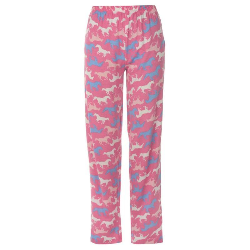 Pyžama Platinum Pyjamas Ladies Pink