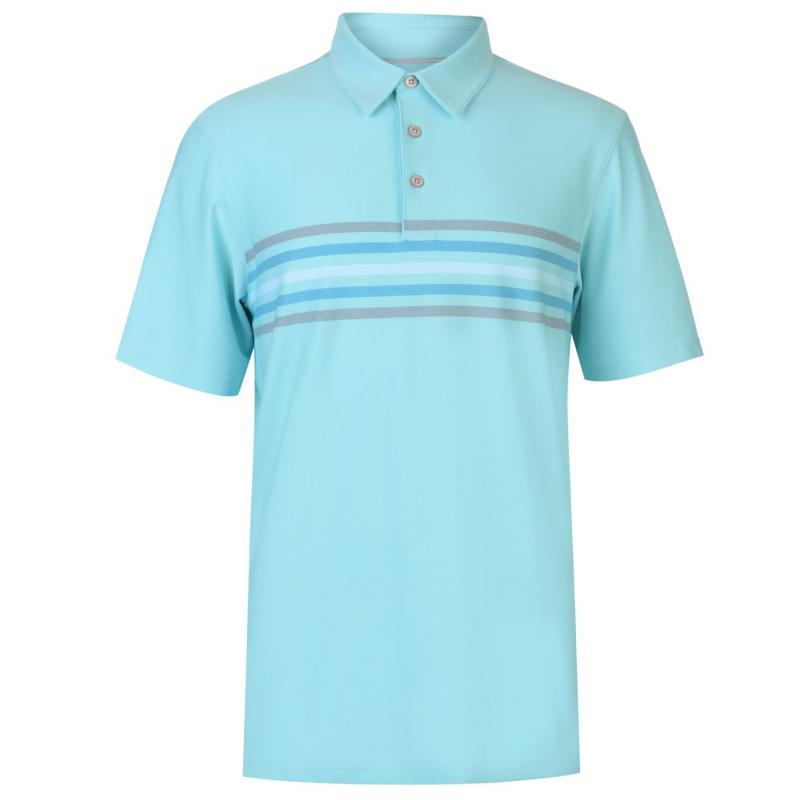 Ashworth Matt Golf Polo Mens Pink