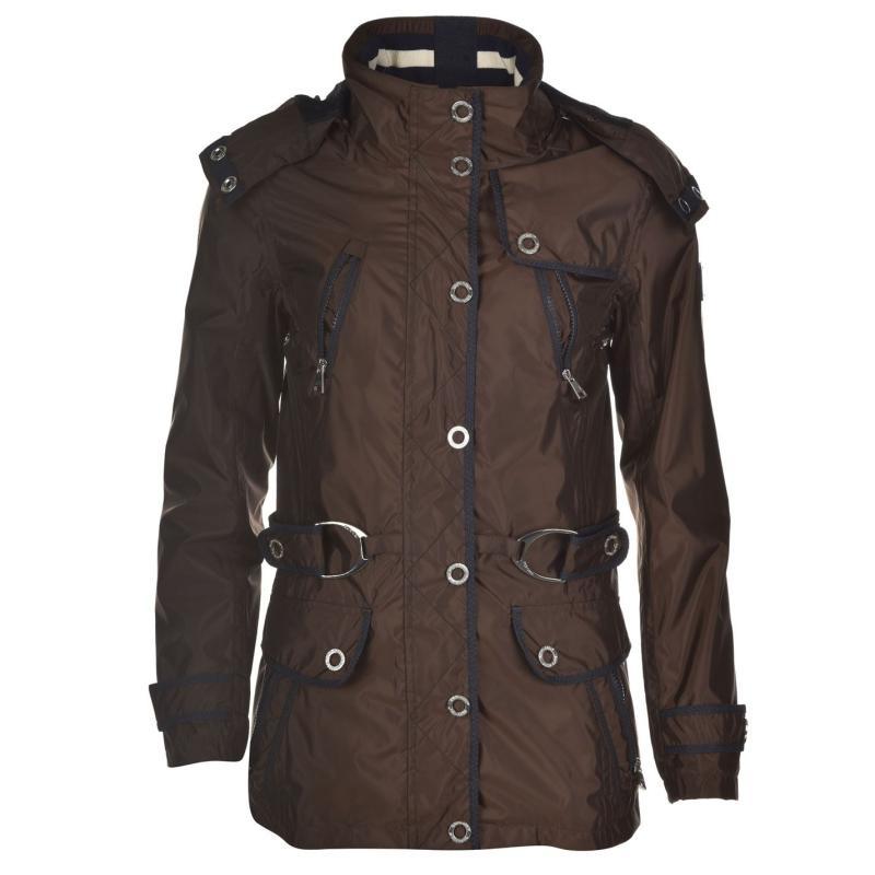 Eurostar Vivienne Jacket Ladies Brown