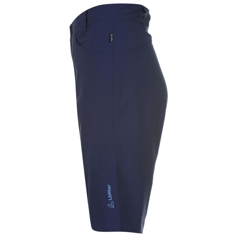 Löffler Trekking Shorts Ladies Blue