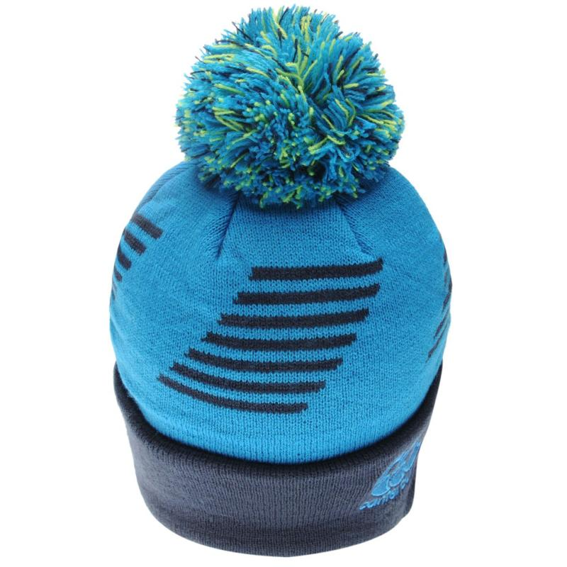 Canterbury Leinster Bobble Hat Blue