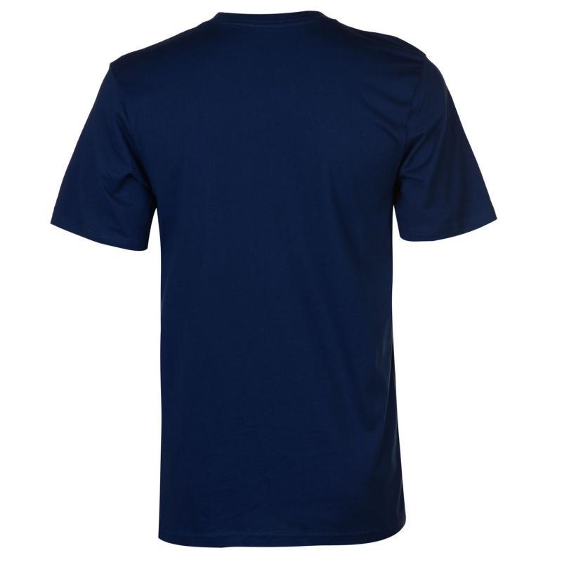 Tričko DC Startra T Shirt Mens Blue