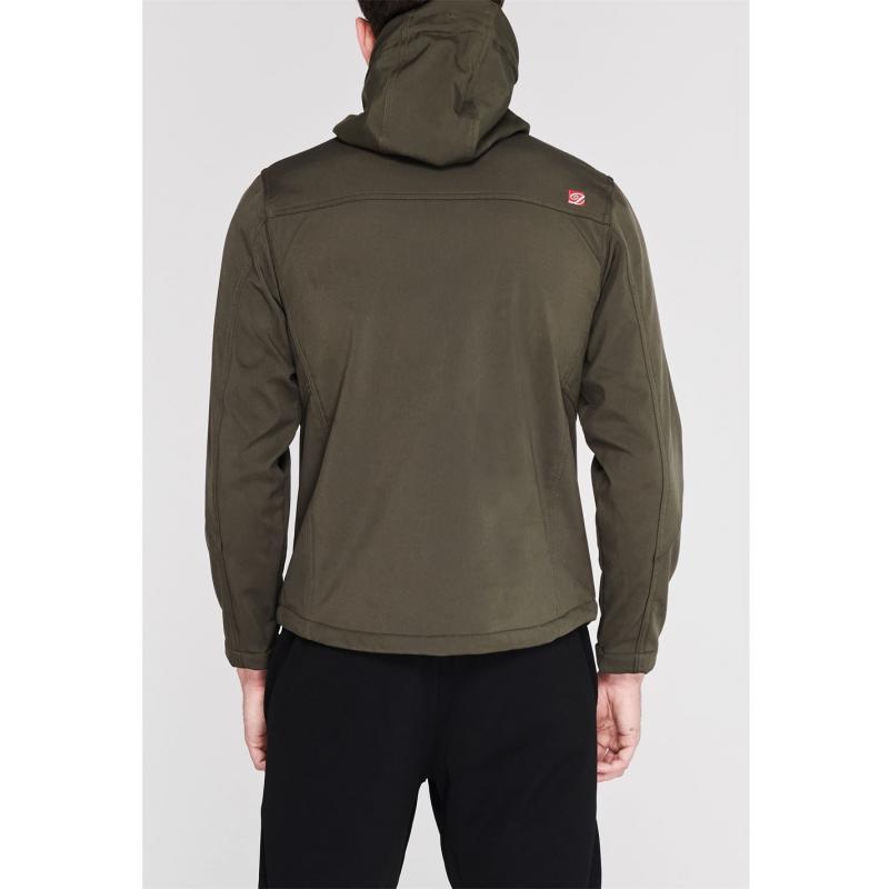 Diem Quest Soft Shell Jacket Mens Green