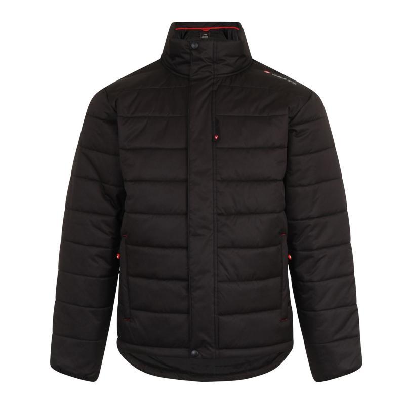 Greys Strata Jacket Mens Black