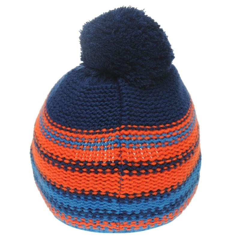 Nevica Krvavec Beanie Juniors Orange/Blue