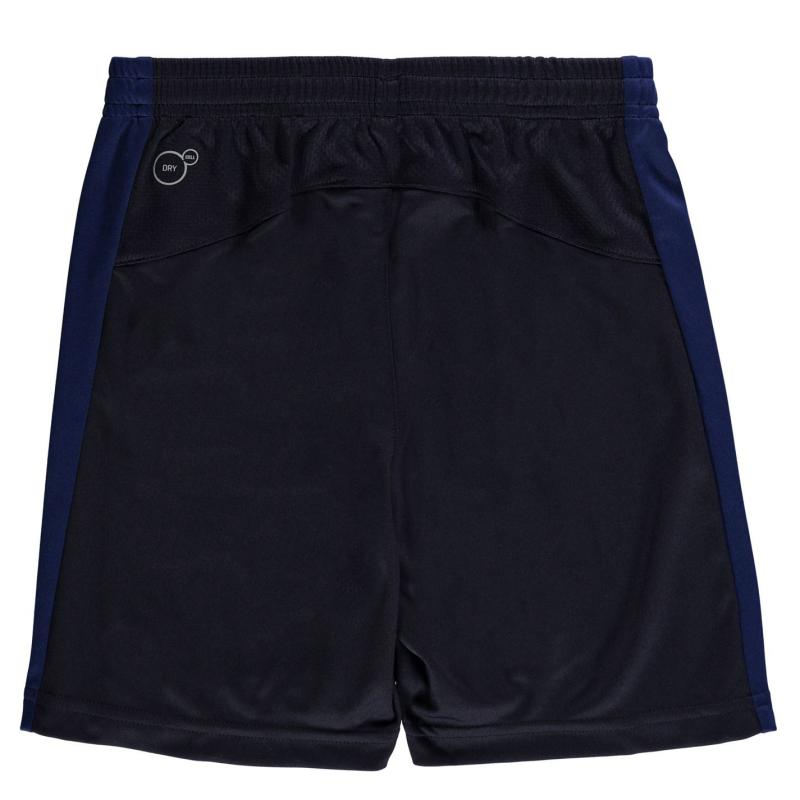 Kraťasy Puma Evo Training Football Shorts Junior Boys Navy/Blue