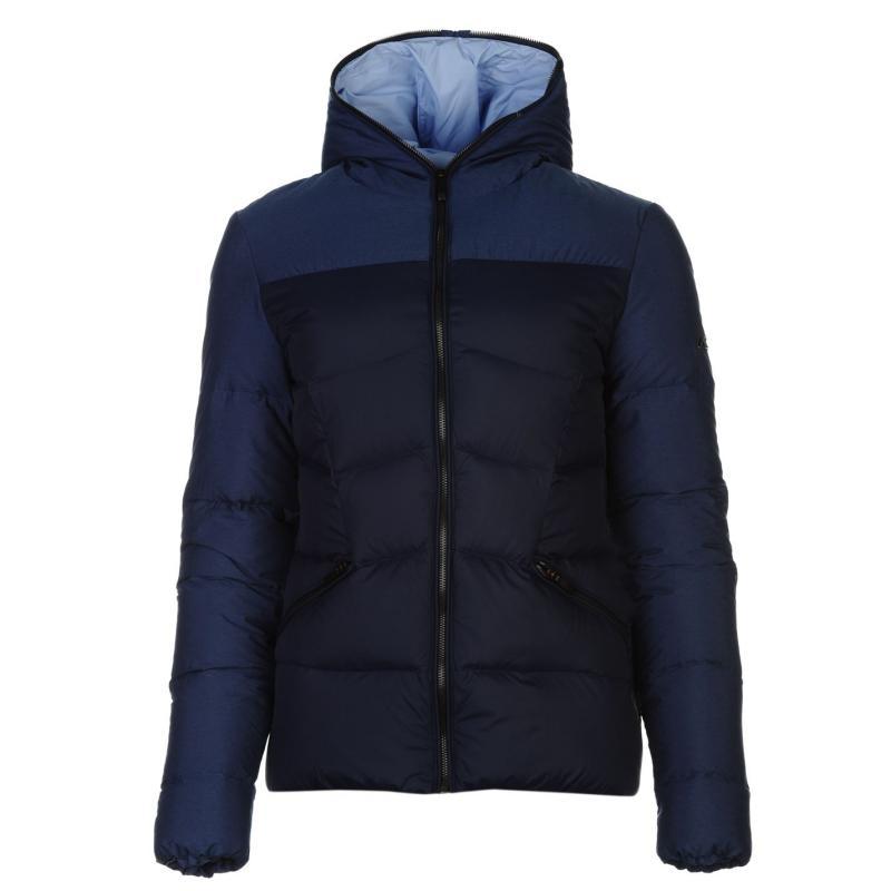 KJUS Vals Jacket Ladies Ski Jacket Blue