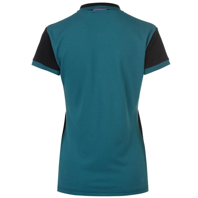 Polokošile Dublin Alto Short Sleeve Polo Ladies Black