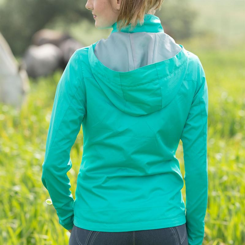 Horseware Nessa Jacket Pool Green