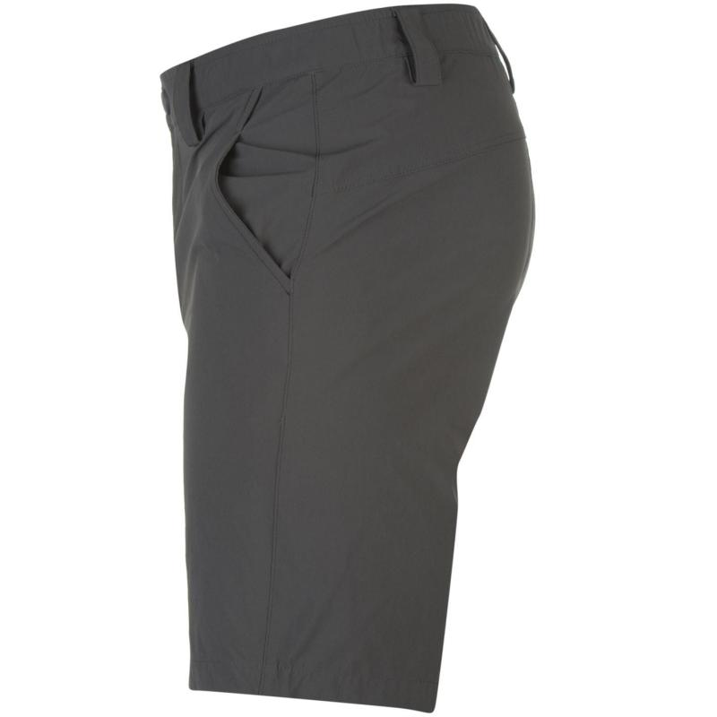 Millet Red Mountain Shorts Mens Grey