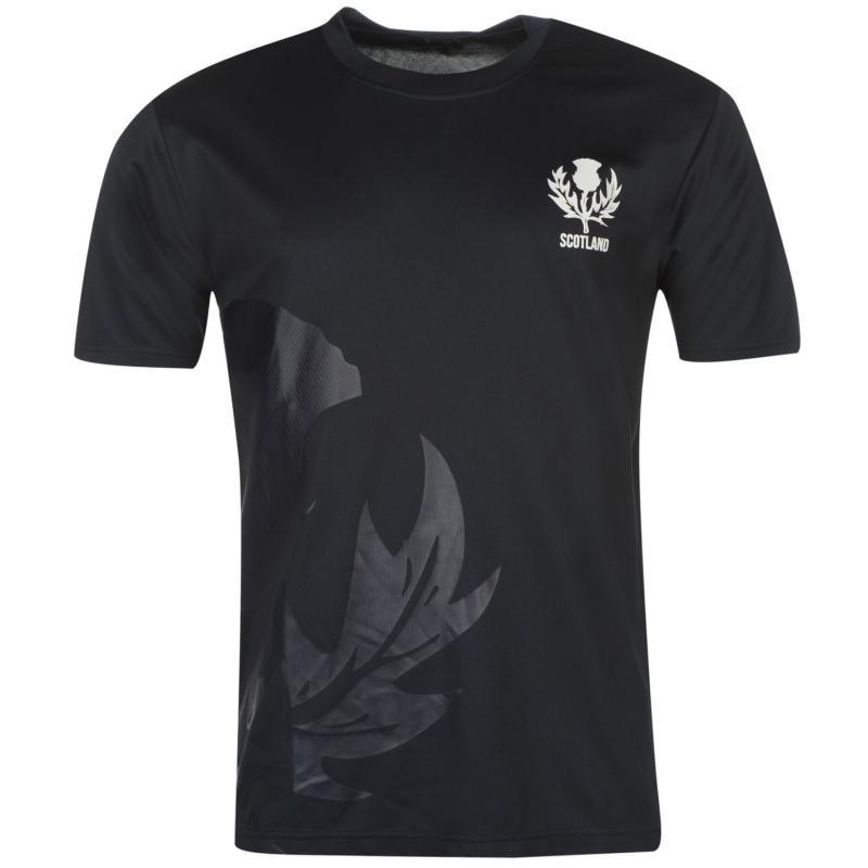 Tričko Rugby World Cup Poly T Shirt Mens Scotland