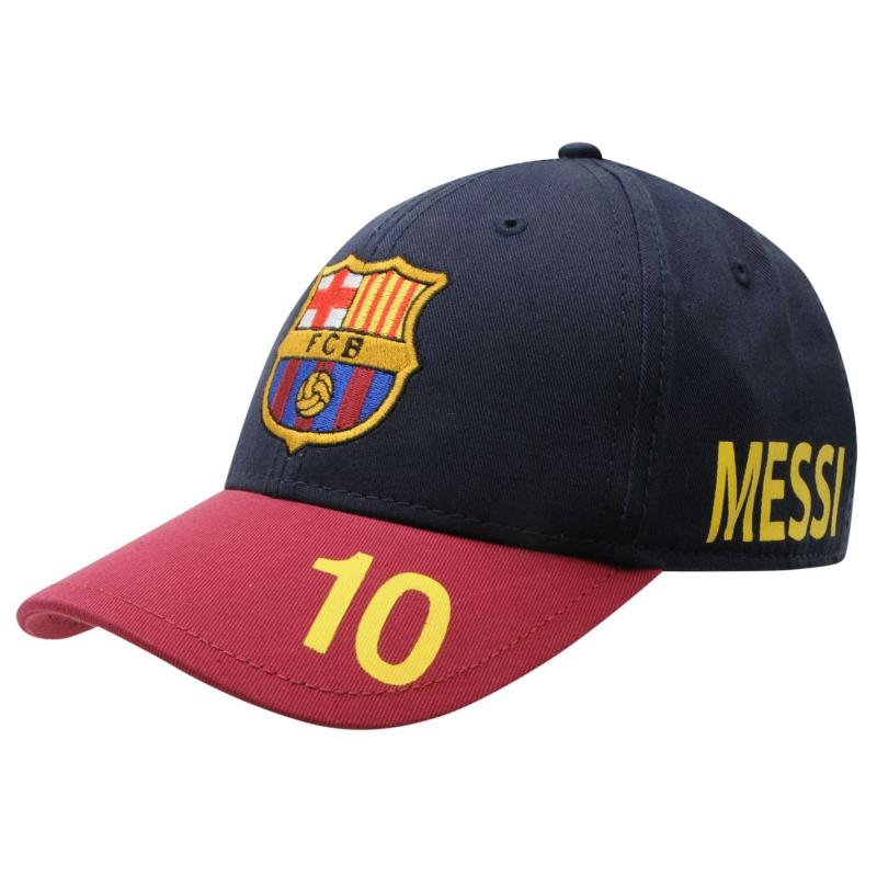 Team Baseball Cap Junior Barcelona