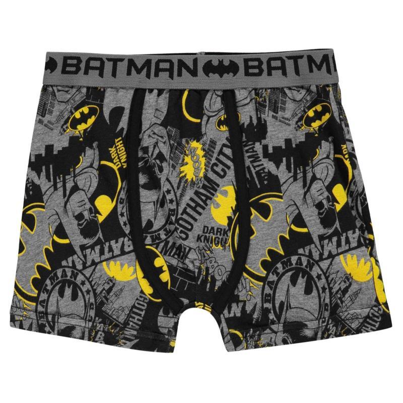 Spodní prádlo Character 2 Pack Boxers Infant Boys Batman