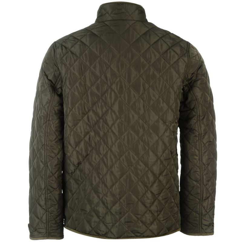 Diem EQ2 Mens Jacket Green