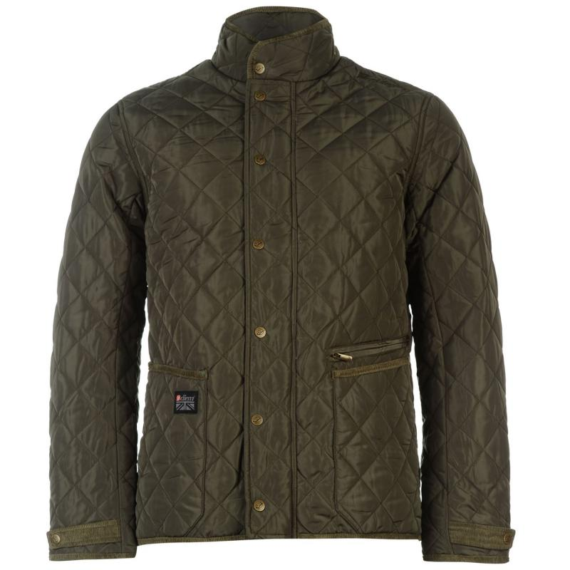 Diem EQ2 Mens Jacket Green