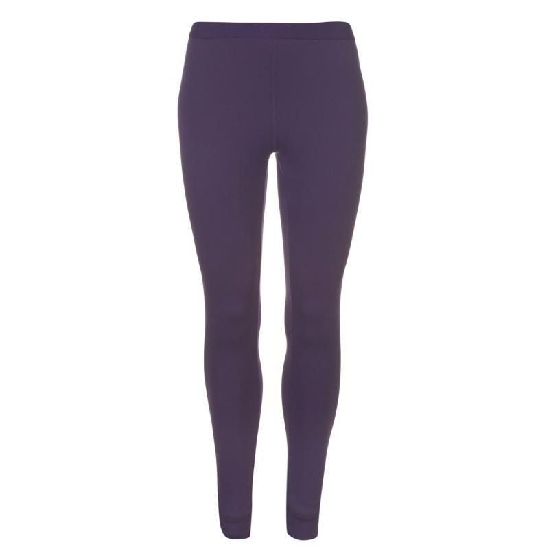Campri Baselayer Pants Ladies Purple