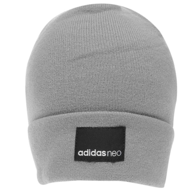 Adidas Winter Beanie Mens Grey 307f39a514