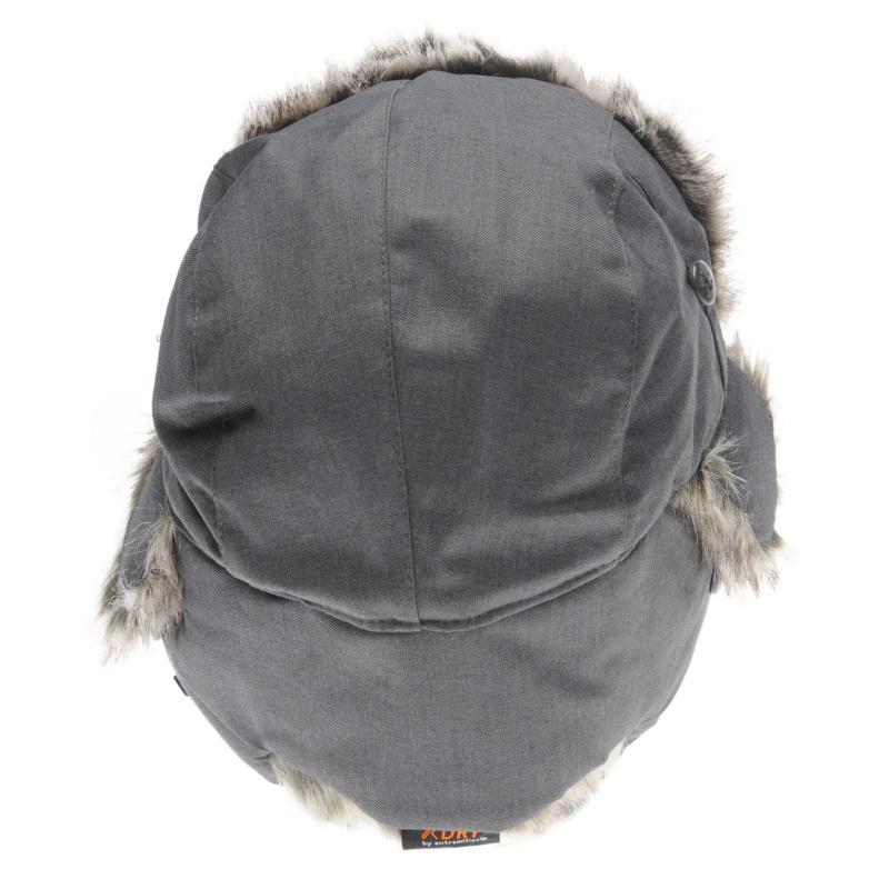 Extremities Ajo Waterproof Trapper Hat Dark Grey