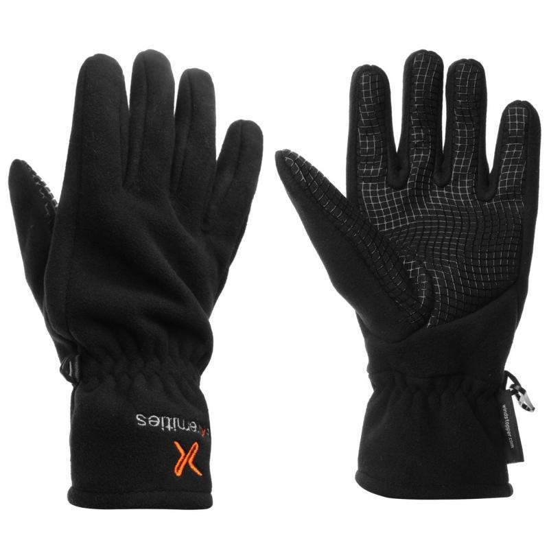 Extremities Sticky Wind Gloves Black