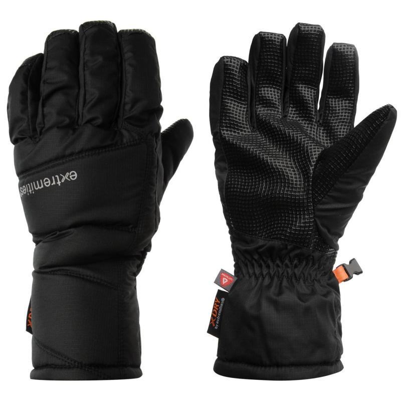 Extremities Trail Gloves Black