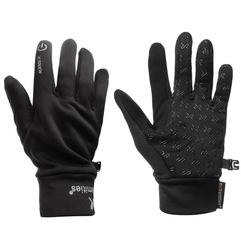 Extremities X Touch Gloves Black