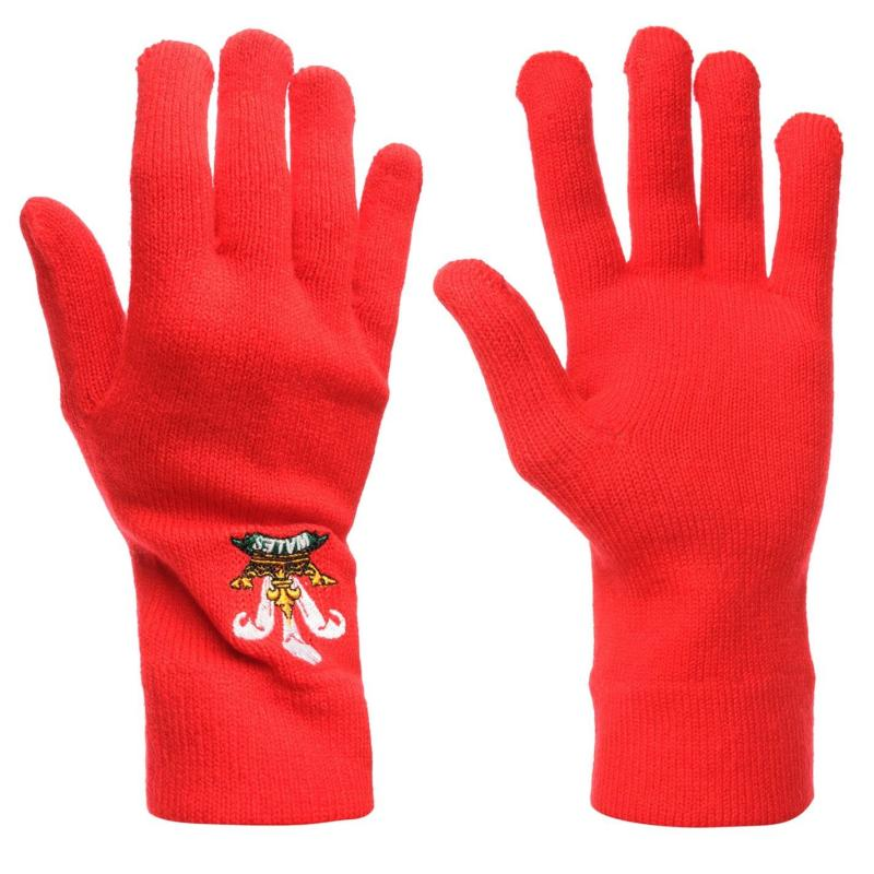 Rugby World Cup 2019 Gloves Mens Wales